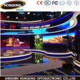 Panneau de haute résolution d'intérieur de la publicité d'écran d'Afficheur LED de la location P4