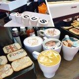 Machine rapide d'art de café de Latte d'impression avec le certificat de la CE