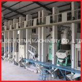 18-300t/D de volledige Machine van de Rijstfabrikant, de Machines van het Malen van de Rijst