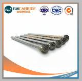 Stevige Bramen van de Bramen van het Type van Cilinder van het Carbide van het wolfram de Roterende