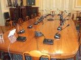 O sistema de conferência Sem Fios Digital
