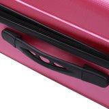Streifen-Entwurfs-Laufkatze-Beutel, Hardshell ABS Gepäck eingestellt (XHA056)