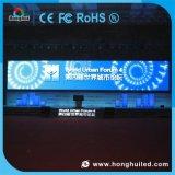임대료를 위한 P4.81 옥외 LED 영상 벽