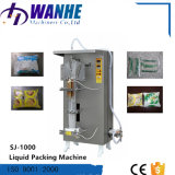 Máquina de embalagem líquida do saquinho automático da água bebendo do suco do leite com sacos