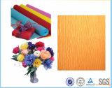 花のための多彩な防水クレープ紙
