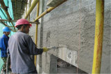 Masilla de la capa de la pared que enyesa el rociador de la máquina para el edificio de la construcción