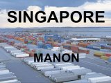 De Dienst van de Cargadoor van de kwaliteit van Guangzhou aan Singapore