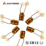 디지털 제품을%s UL 383450 재충전용 600mAh 3.7V Li Po 건전지