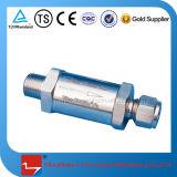 Válvula de fluxo adicional para o cilindro de gás criogênico de GNL