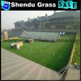 人気のあるカラーの人工的な芝生20mm