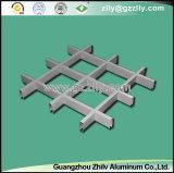 Innendekoration-materielle Aluminiumrasterfeld-Decke mit SGS