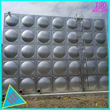 Tanque de armazenamento da água bebendo de aço inoxidável dos Ss 304 em 3Sul da Ásia