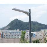 高いEfficency 5W-60Wの庭の通り統合された太陽LEDのライト