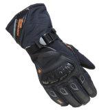 Motocicleta a prueba de viento impermeable de la pantalla táctil del invierno Fgv015 que compite con guantes del deporte
