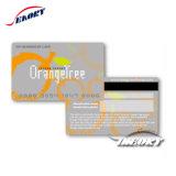 Super mercado contato do cartão VIP com tarja magnética de cartão IC