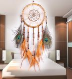 Мечта Catcher Dreamcatcher Boho американских индейцев интерьер коренных жителей Америки