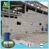 Facile à la construction en polystyrène EPS&panneau sandwich de ciment pour maisons préfabriquées