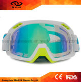 La sûreté protectrice antipoussière de motocross de ventilation flexible de la qualité TPU arrachent des lunettes