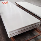 빙하 White 12mm 100%년 Pure Acrylic Solid Surface Sheets