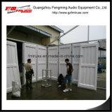 Tente en aluminium avec les murs en verre pour l'usager extérieur d'événement