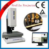 2D/3D de optische Verticale Projector van het Profiel met Uitvoerbaar Bureau