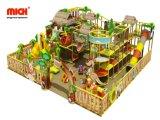 Utilização Comercial colorido crianças playground coberto para venda