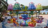 Fabricado en China Parque Popular Paseo en globo Samba Raza Happy Swing medusas a la venta