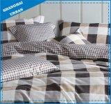 De Engelse Plaid Afgedrukte Reeks van het Blad van het Bed van de Polyester