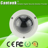 câmera video do IP da fiscalização da mini abóbada de 1080P IP66 (KIP-200TF20H)