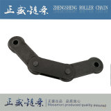 高品質のハードウェアの合金鋼鉄ローラーの鎖12b-R Bシリーズ鎖の製造業者