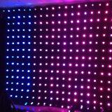 Занавес P18cm зрения занавеса Light/LED /LED ткани СИД RGB 3in1 видео-