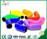 Precios directos de fábrica de caucho EPDM de manguera de silicona de colores con alta calidad