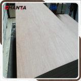 La mejor calidad Oukume / Bintangor / Sepele de chapa de madera contrachapada comercial hecho en China