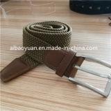 Cinghia elastica Braided degli accessori dell'osso delle aringhe di colore del malto