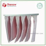 F5, F6 Filtros en Ahu o AC Sistema de ventilación de los edificios comerciales e industrias