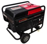 Beweglicher Generator-beste Qualität des Benzin-20kw mit Rädern