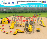 Stock (HA-11901)の鋼鉄Structure Outdoor Playground Equipment