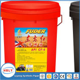 Résistant aux déchirures et de l'eau de moulage par injection papier synthétique d'emballage