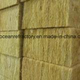 熱熱の絶縁材の岩綿のボード