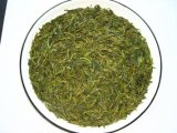 Tè verde con le salse