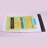 عامة لون يطبع علامة تجاريّة كيس من البلاستيك مبلمر مراسلة غلاف مع ختم صوف لصوق