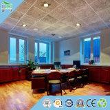 Matériau de plafond pour le matériel Decotation Panneau mural acoustique de plafond