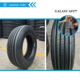 Neumático de Aufine 11r22.5, de 11r24.5 285/75r24.5 y de 295/75r22.5 TBR con Nom para México