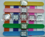 Silicone Slap Watch (GSL-1120)