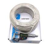 UTP Katze 5e LSZH 24AWG Netze LAN-dem Kabel in der Kategorien-5e in allem Abteilungen 100m Kurbelgehäuse-Belüftung