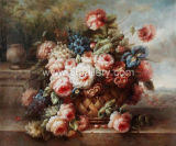 Классицистические картины - цветок 4