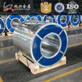 Катушка утюга горячего DIP гальванизированная стальная (DX51D+Z SGCC Z275)