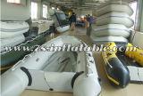 膨脹可能なスポーツのボート