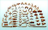 구리 이음쇠 또는 구리 분산 관