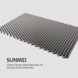 3003 L'aluminium Honeycomb Core pour panneaux d'Honeycomb